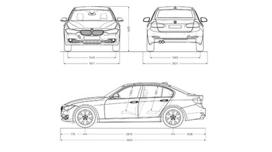 Nouvelle BMW Série 3 : toutes les informations !