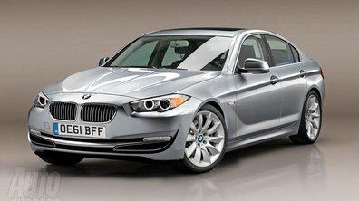 La nouvelle BMW Série 3 se dévoile
