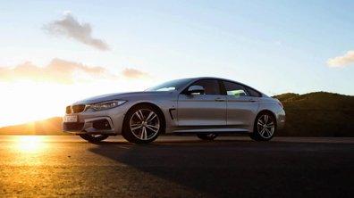 BMW Série 4 Gran Coupé 2014 : présentation officielle