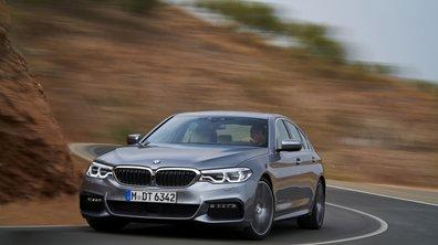 La nouvelle BMW Série 5 s'apparente à une petite Série 7