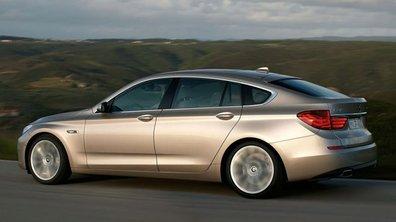 BMW Série 5 Gran Turismo : le concept devenu réalité