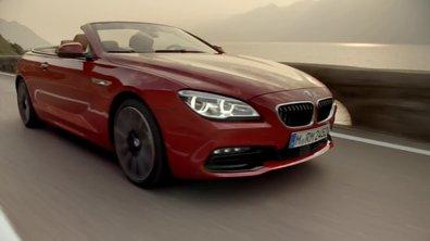 BMW Série 6 2015 : présentation officielle