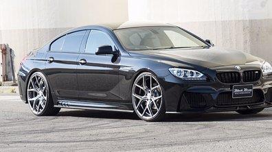 """BMW Série 6 Gran Coupé """"Black Bison"""" : encore plus méchante"""