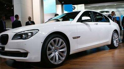 BMW Série 7 : une copie revue et corrigée
