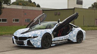 BMW i, une nouvelle marque pour des voitures plus propres