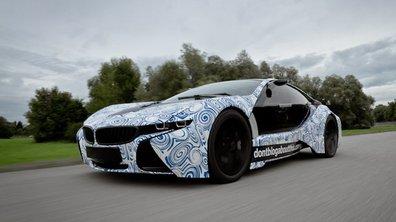 Le concept BMW Vision Efficient Dynamics sera produit
