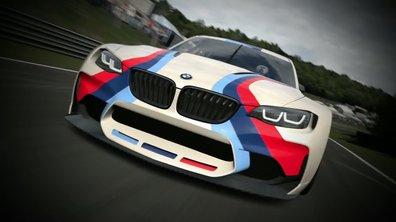 BMW Vision Gran Turismo 2014 : présentation officielle