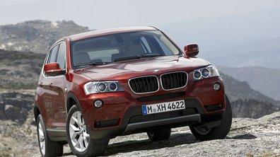 Que vaut le nouveau BMW X3 ?