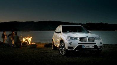 BMW X3 2014 : présentation officielle
