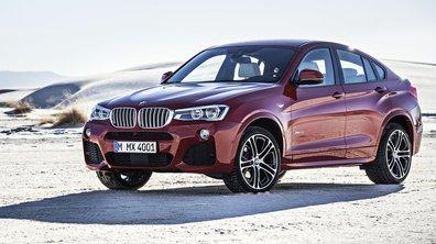 Nouveau BMW X4 2014 : le mini-X6 en photos et informations officielles