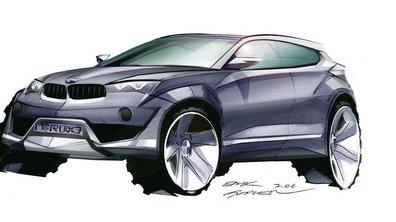 BMW X4 : le crossover confirmé pour 2014