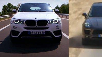 Essai Vidéo : le BMW X4 défie le Porsche Macan