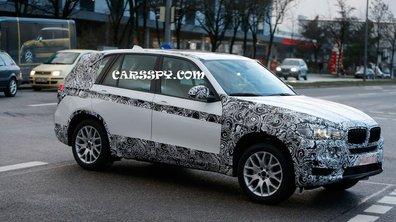 Scoop : le futur BMW X5 2013 en approche