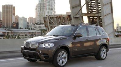 Internet illimité en option sur les BMW