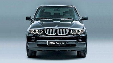 BMW X5 Security : blindé, pour résister au pire
