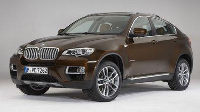 BMW X6 2012 : photos et versions du crossover