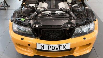 BMW Z3 V12 : le prototype secret sorti des cartons !