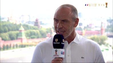 """[Exclu Téléfoot 15/07] - Boghossian : """"L'équipe de France est prête"""""""