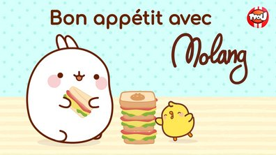 Molang - Compilation Bon Appétit - My Best Friend