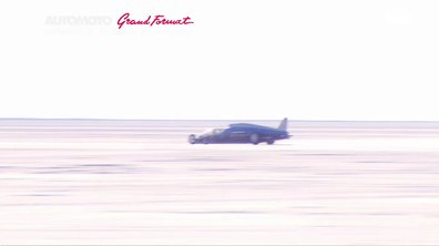 Grand Format : Bonneville : Le temple de la vitesse