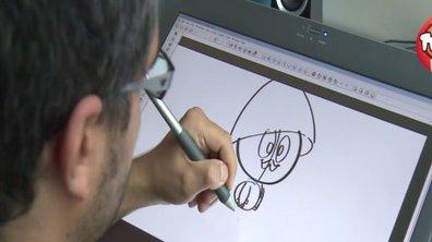Apprendre à dessiner Calimero