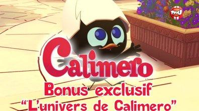 Bonus : L'univers de Calimero