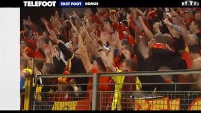 MyTELEFOOT - Le bonus : la fraternité entre supporters