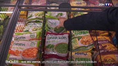 Boom des légumes surgelés : que valent-ils vraiment ?