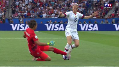 France - USA (0 - 1) : Voir la sortie éclair de Sarah Bouhaddi en vidéo