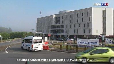 Bourges : pourquoi l'hôpital a-t-il été privé de SMUR toute une nuit ?
