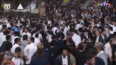 Bousculade meurtrière en Israël : les images du drame