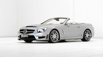 Brabus présente le 800 Roadster pour l'été