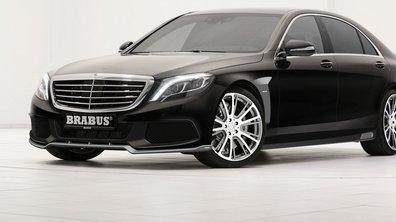 Tuning : Brabus Mercedes Classe S, jusqu'à 720 chevaux
