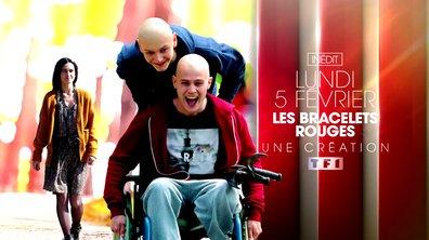 Les Bracelets Rouges, le 05 février à 21h : votre série évènement