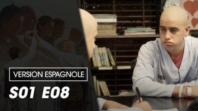 Les bracelets Rouges :  S01E08 - Pertes et profits (version espagnole)