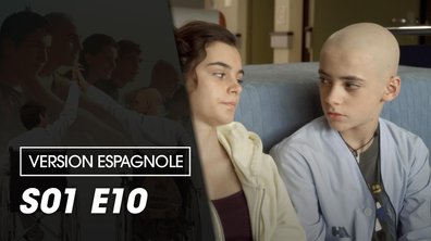 Les Bracelets Rouges : S01E10 - Dire adieu (version espagnole)