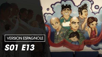 Les Bracelets Rouges : S01E13 - Le début de la fin (partie 2) (version espagnole)