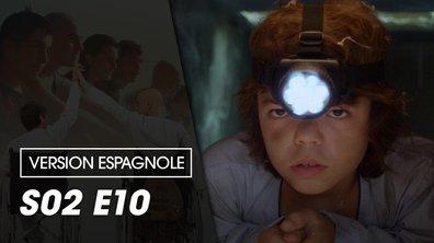 Les Bracelets rouges - S02E10 - Un jour pas ordinaire (version espagnole)