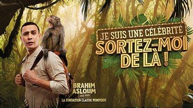 """Brahim Asloum joue pour """"La Fondation Claude Pompidou"""""""