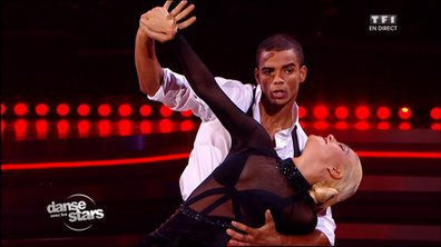 Un tango pour Brahim Zaibat et Katrina Patchett sur « Locked out of heaven » (Bruno Mars)