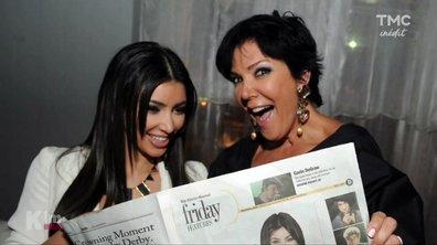 Sex-tape de Kim Kardashian : c'est bien sa mère, Kris Jenner, qui a diffusé la vidéo