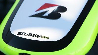 Exclu F1 : les premières photos de la Brawn