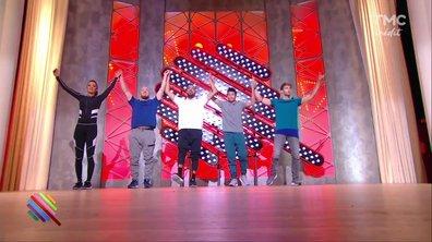 Le Red Bull Flying Illusion en live sur Quotidien