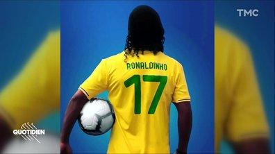 Brésil : Jair Bolsonaro s'offre le soutien de Ronaldinho