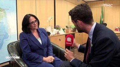 Brésil : qui est la ministre qui veut des filles habillées en rose et des garçons en bleu ?