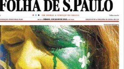 Le Brésil pleure