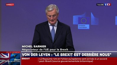 Brexit : un accord trouvé in extremis entre l'UE et le Royaume-Uni