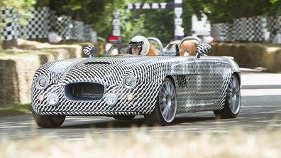 Festival of Speed de Goodwood 2016 : une étonnante Bristol Pinnacle Project
