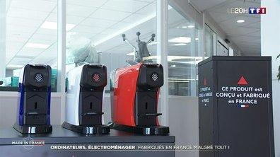 Brosse à dents, ordinateur, machine à café : le retour du made in France