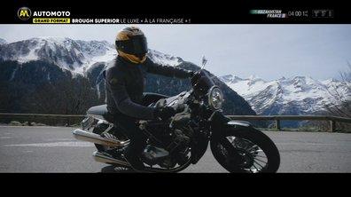 """Grand Format – Brough Superior, le luxe """"à la française"""" !"""
